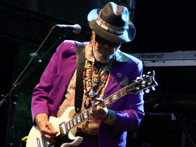 Sieger on Songs: The Funky Legacy Of Dr. John