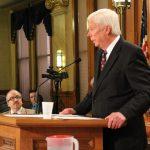 Murphy's Law: City Attorney Grant Langley Retiring?