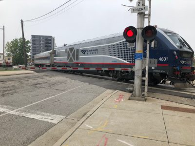 Transportation: Amtrak Hiawatha Train Replaced By Bus During Pandemic
