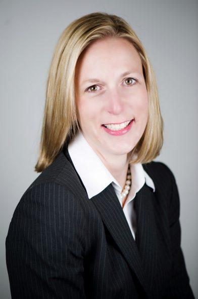 Kate Johnson. Photo courtesy of North Shore Bank.