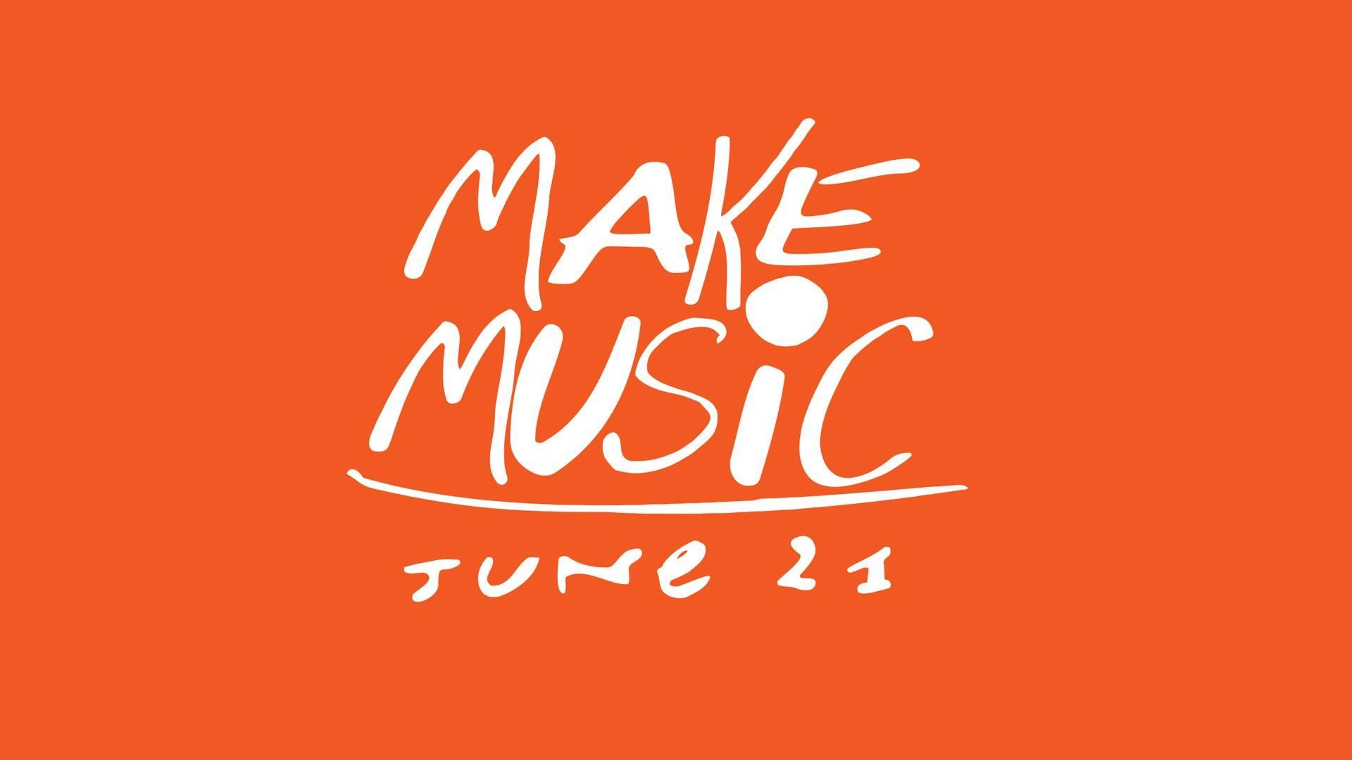 Make Music Day header