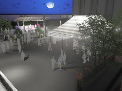 Timing of Wisconsin Conservatory of Music renovation positions it as unique DNC entertainment venue