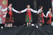 Polish folk dancing. Photo by Jack Fennimore.
