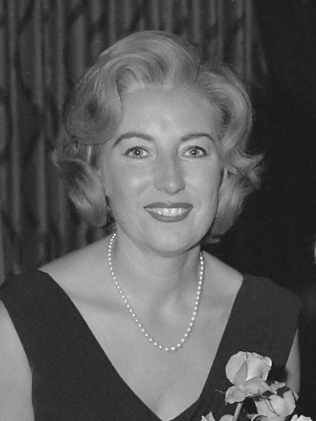Vera Lynn. Photo by Eric Koch / Anefo [CC BY-SA 3.0 (https://creativecommons.org/licenses/by-sa/3.0)].
