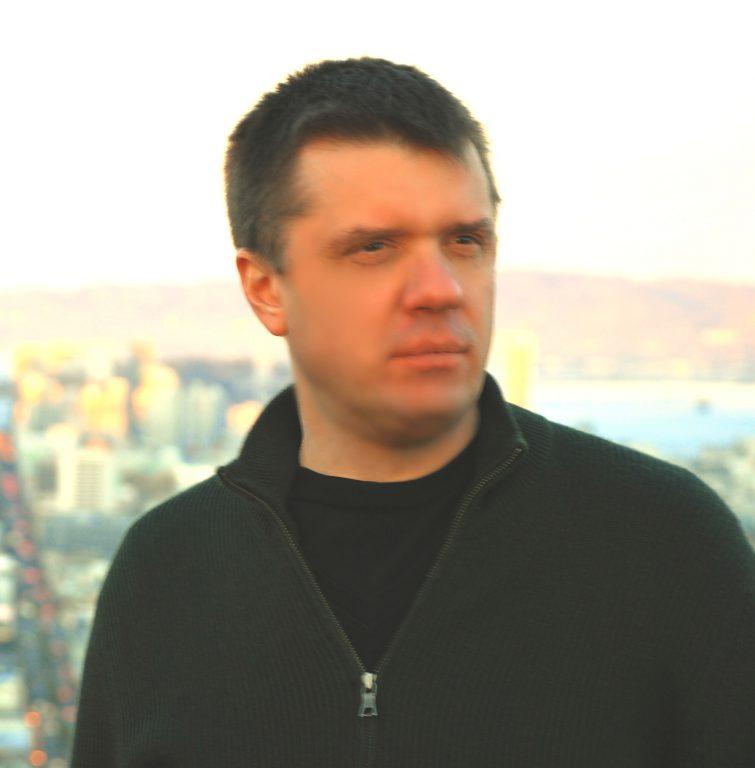 Andrei Orlov. Photo courtesy of Marquette University.