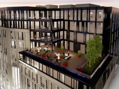 Eyes on Milwaukee: More Balconies, Windows for The Huron