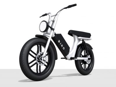 Transportation: Forget Scooters, Bird Debuts Electric Mopeds