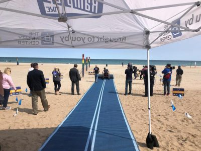 New Plan for Bradford Beach Ramp