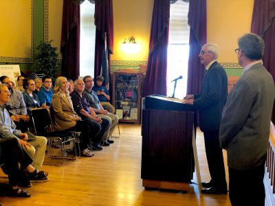 Gov. Evers Announces Grants for Wisconsin's Coastal Communities
