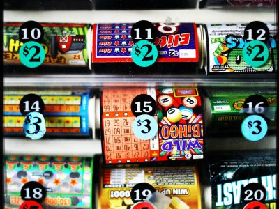 Your Right to Know: Bill Prevents Scrutiny of Lottery Winners