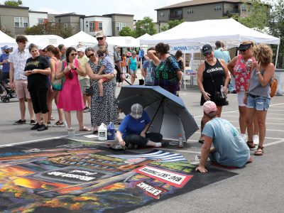 Photo Gallery: 20,000 Attend MOWA Art & Chalk Fest