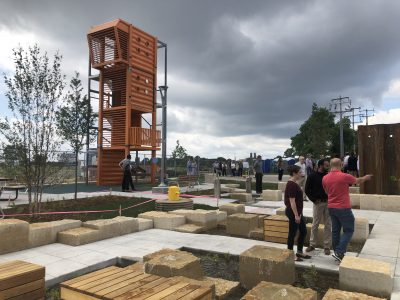 Eyes on Milwaukee: New Park, Harbor View Plaza Opens