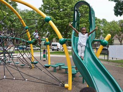 Effort Improves City's Recreation Areas