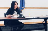 A decision on whether Griselda Aldrete will become the next executive director of the Fire and Police Commission might not come until September. Photo by Edgar Mendez/NNS.