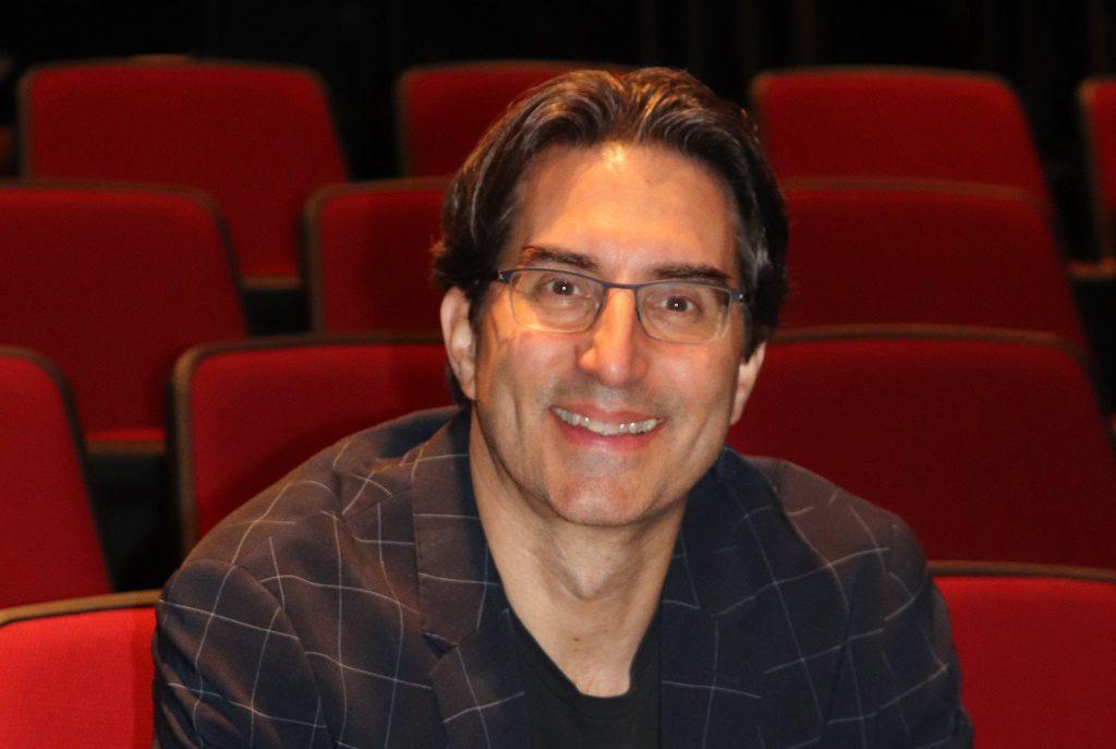 Michael Unger. Photo courtesy Michael Unger.