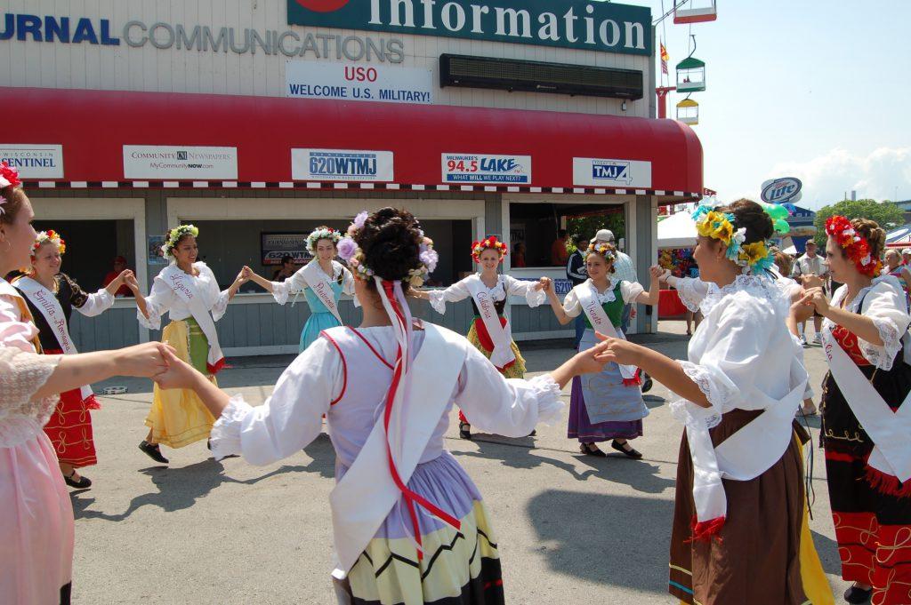 Festa Italiana. Photo courtesy of Festa Italiana.