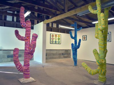 Visual Art: Riverwest Gallery Sees the Future