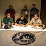 "Max Weiss Company ""Signs"" Grayson Vandenbush as Metalworking Intern"