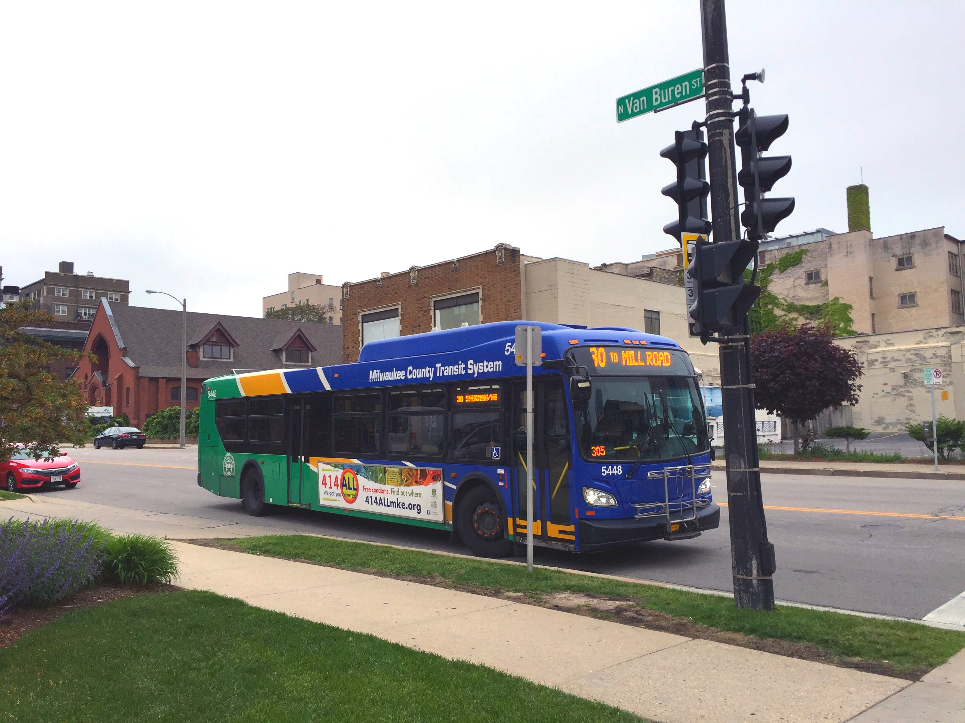 MCTS Offers Service To and From Briggs & Al's Run & Walk for Children's Hospital