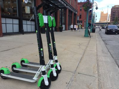 Transportation: City Blocking New Scooters, 100+ Complaints About Bad Riders