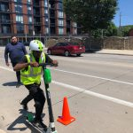 Transportation: Lime Demos Scooters In Advance of Launch