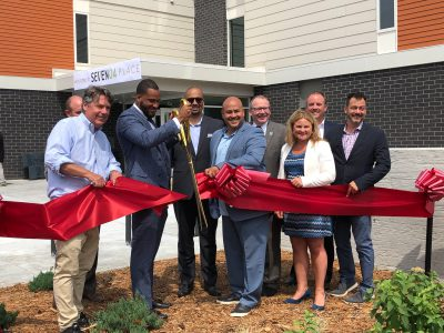 Eyes on Milwaukee: Ribbon Cutting Celebrates SEVEN04 Place, Developer Brandon Rule