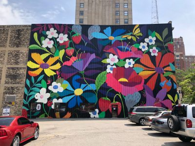"Milwaukee Downtown, BID #21 and East Town Association issue ""Call for Walls"" for new mural project in East Town neighborhood"