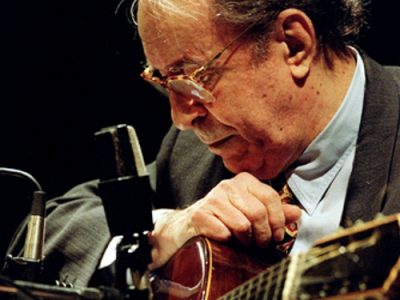 Sieger on Songs: The Quiet Seduction of Joao Gilberto