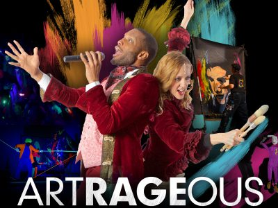 South Milwaukee Performing Arts Center Presents ARTRAGEOUS