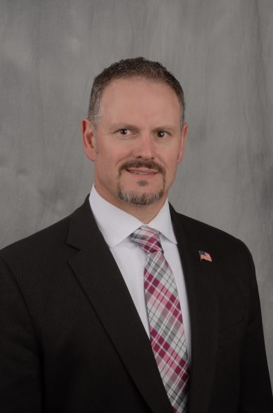 Scott Herron. Photo courtesy of North Shore Bank.