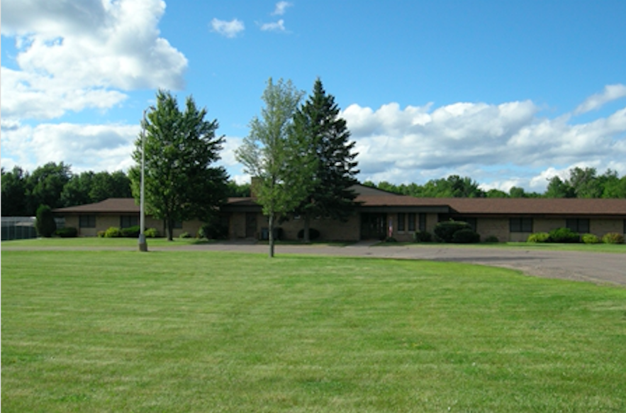 Copper Lake is a secure detention center for female youths. Photo from the Wisconsin Department of Corrections.