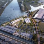 Eyes on Milwaukee: Commission Approves Komatsu Design