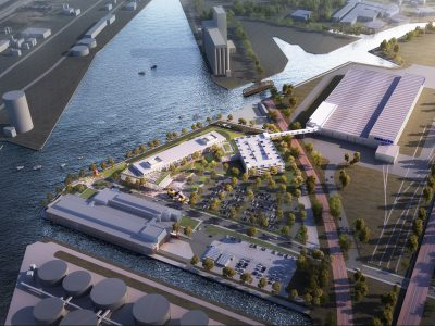 Eyes on Milwaukee: SmithGroup Will Design Harbor District Riverwalk
