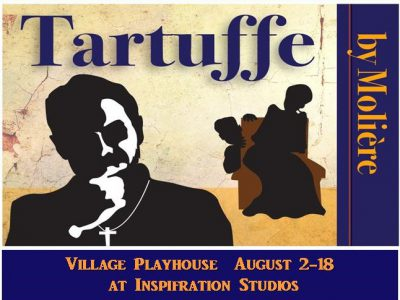 Village Playhouse Mocks Blind Belief in Moliere's Tartuffe