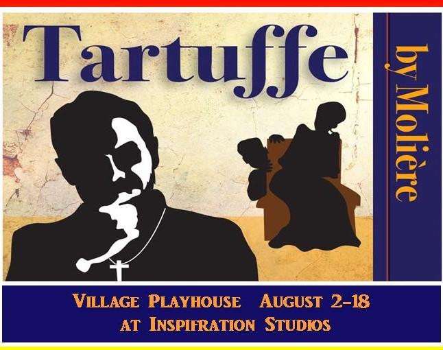 Village Playhouse Mocks Blind Belief in Moliere's Tartuffe