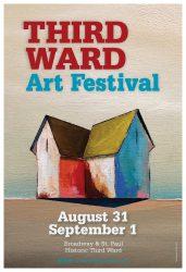 Third Ward Art Festival Poster