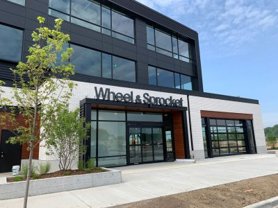 Wheel & Sprocket Franklin Store at Ballpark Commons Opening next Friday, July 12
