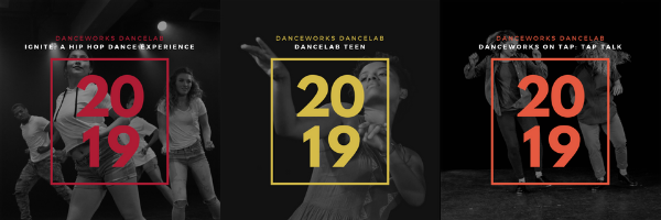Announcing the 2019 Danceworks DanceLAB Summer Series