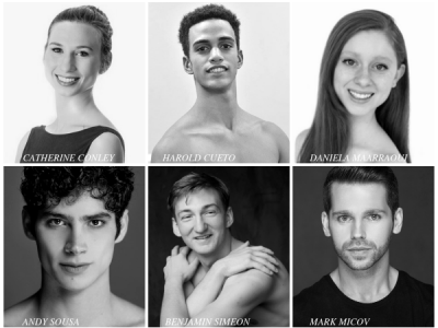 Milwaukee Ballet Artistic Director Announces 2019-20 Dancer Roster