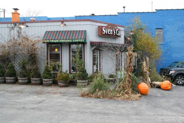 Sven's Cafe. Photo taken November 13th, 2014 by Jeramey Jannene.