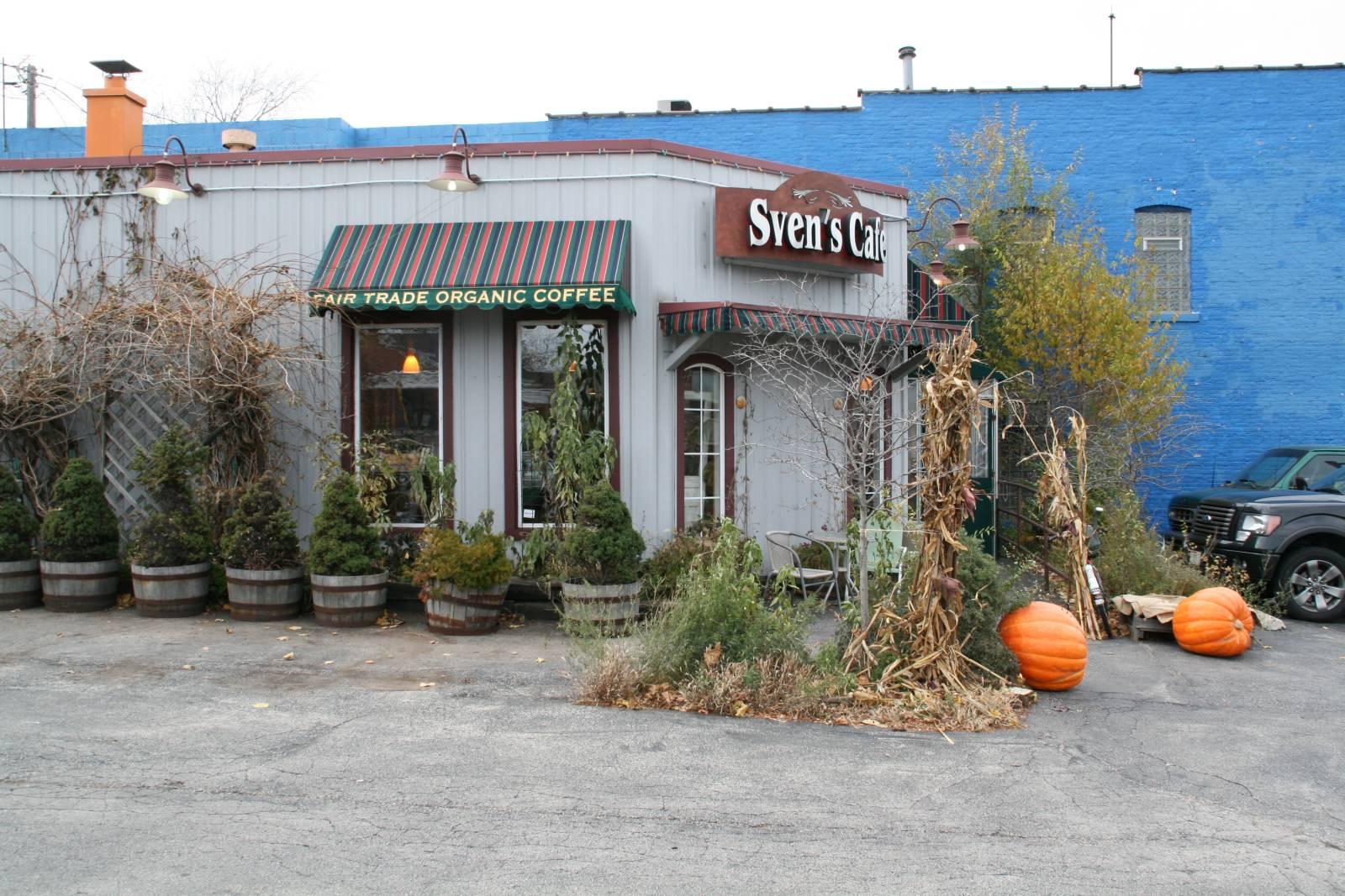 Sven's Cafe. Photo taken November 13th, 2014 by Jeramey Jannene.