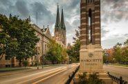 Marquette University. Photo courtesy of Marquette University.