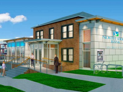 Friday Photos: North Shore Bank Building Downtown Branch