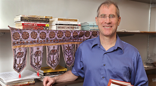 Marquette history professor honored with university's highest teaching honor