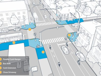 Op Ed: Why City Pedestrian Plan Is Needed