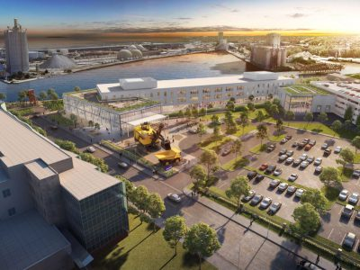 Eyes on Milwaukee: Komatsu Has New Renderings of Project