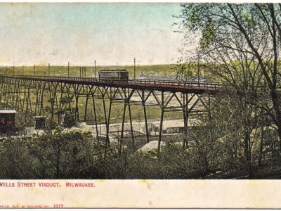 Lost Milwaukee: Thrills on the Wells Street Viaduct