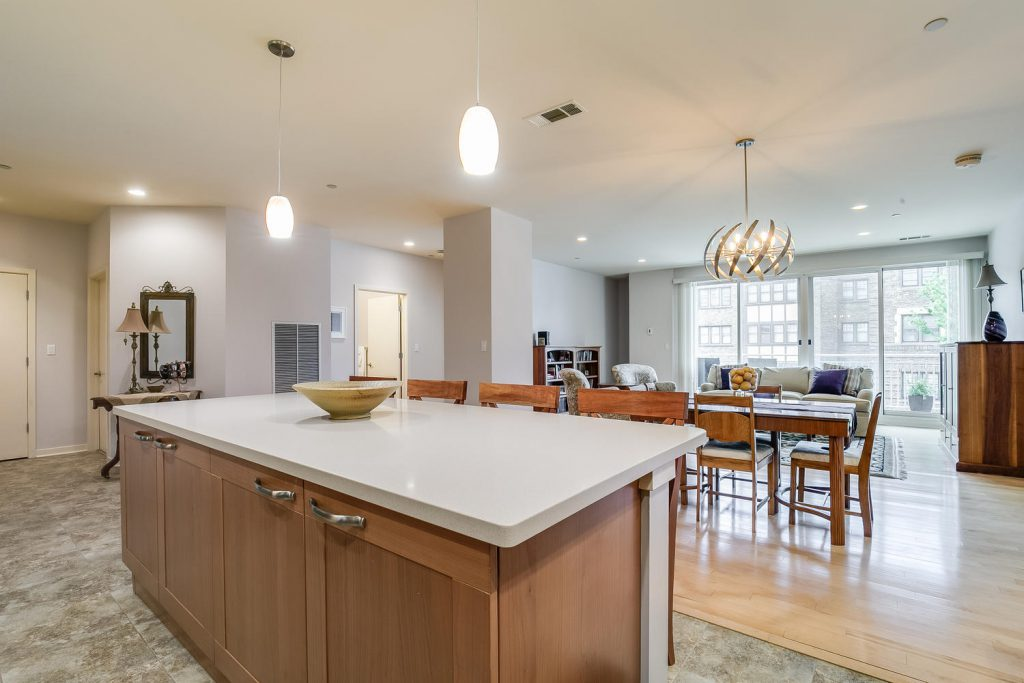 1522 N. Prospect Ave., Unit 201. Photo courtesy of Corley Real Estate.