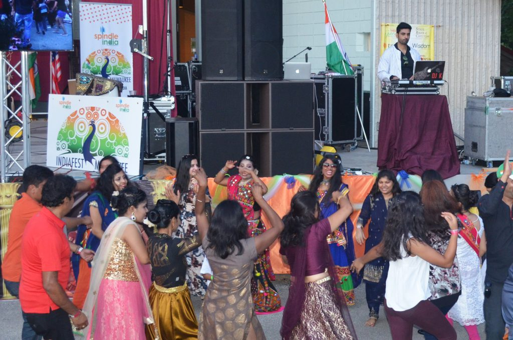 IndiaFest Milwaukee 2019. Photo by Jack Fennimore.
