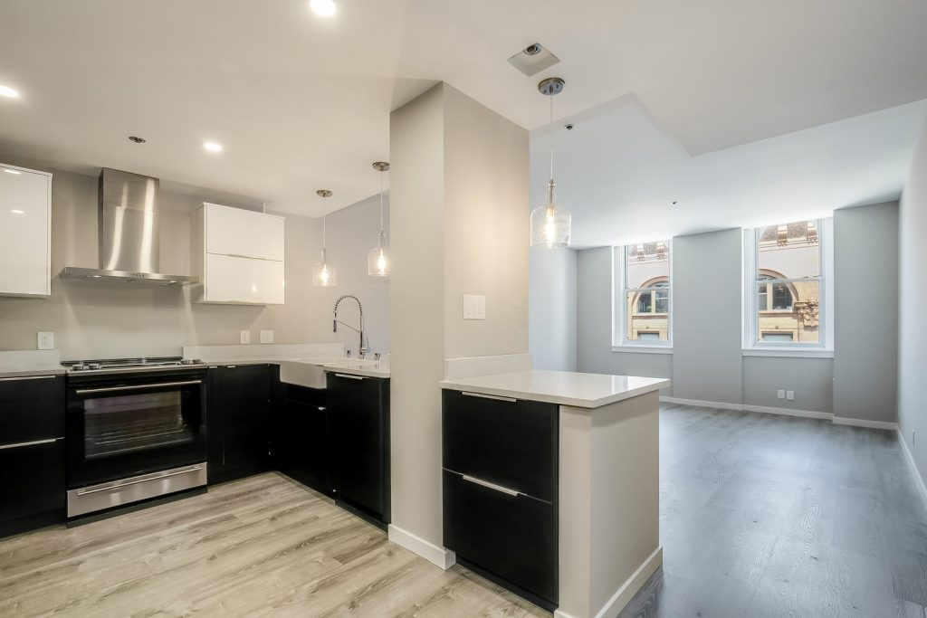 234 N. Broadway, Unit 511. Photo courtesy of Corley Real Estate.